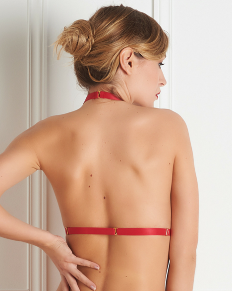 Упряжь Tapage Nocturne Harness (Red)