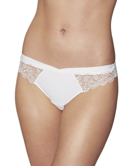 Aubade Secret De Charme Tanga Brief (Opal)