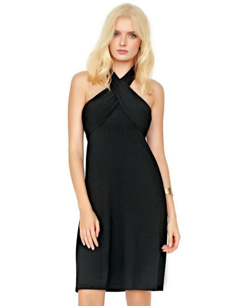 Платье Gottex Lattice (Black) S-10 фото