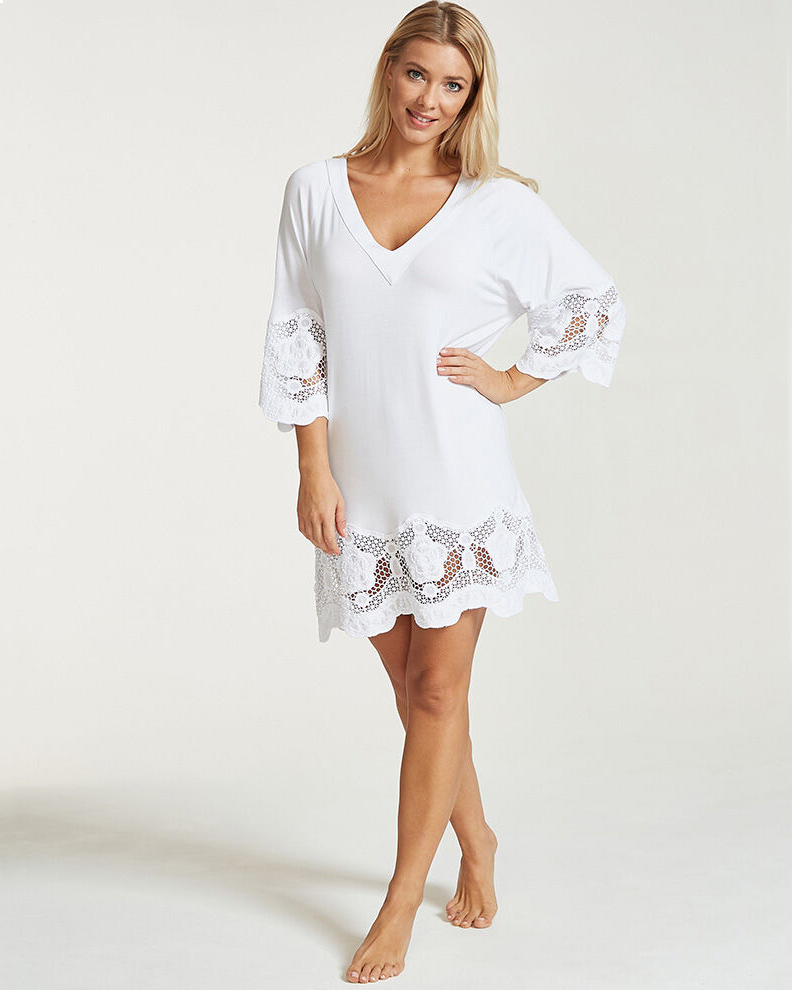 Платье Fantasie Dione (White) XL-16 фото