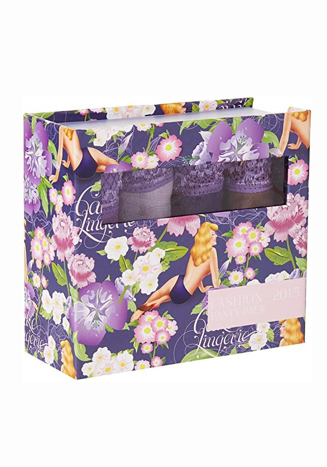 Трусы Cake Maternity Basic Knicker Pack (Purple) M-12 фото