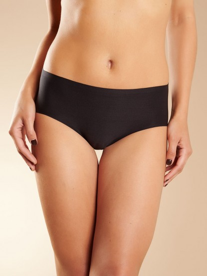Chantelle 1 Soft Stretch Panties (Black) OS фото