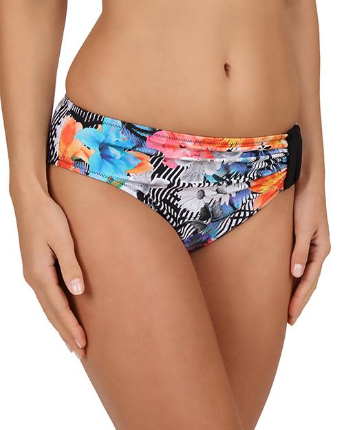 Плавки Felina Modern Flower Bikini Brief (Tropics) S-10 фото