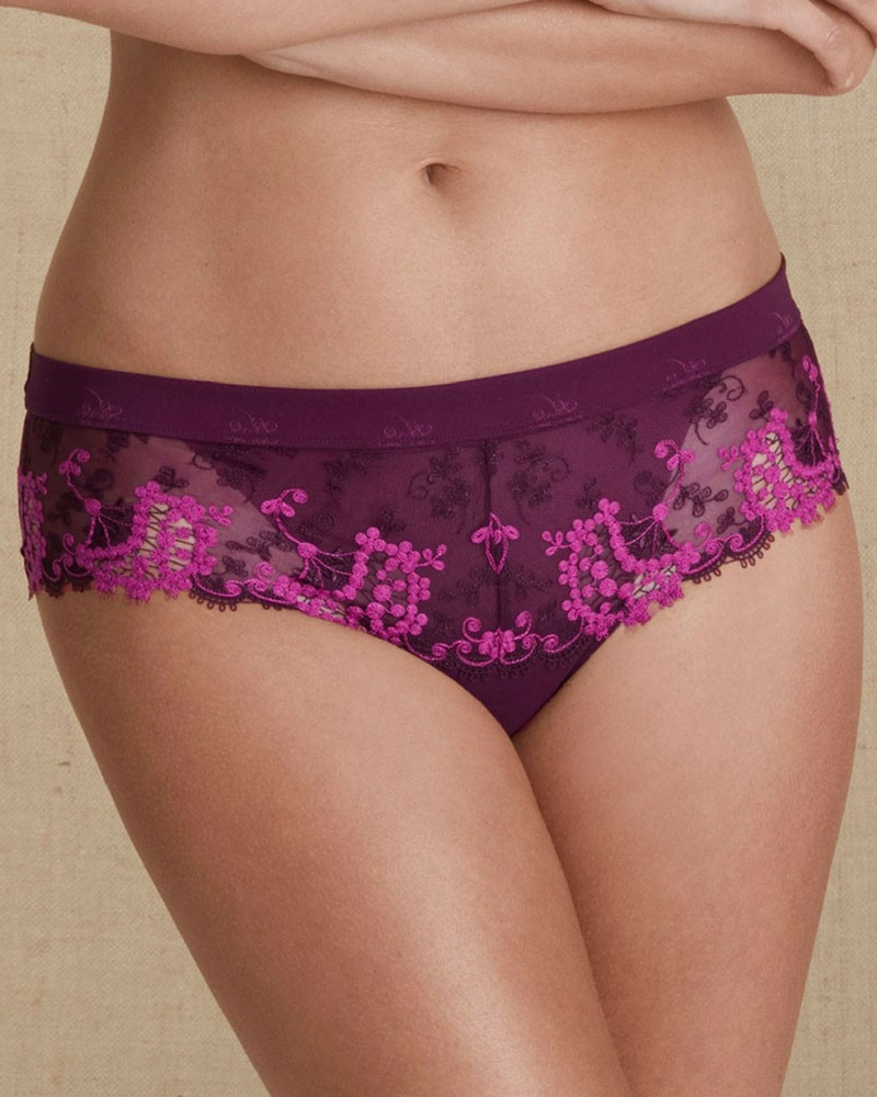 Simone Perele Wish Short (Purple) XS-8 фото