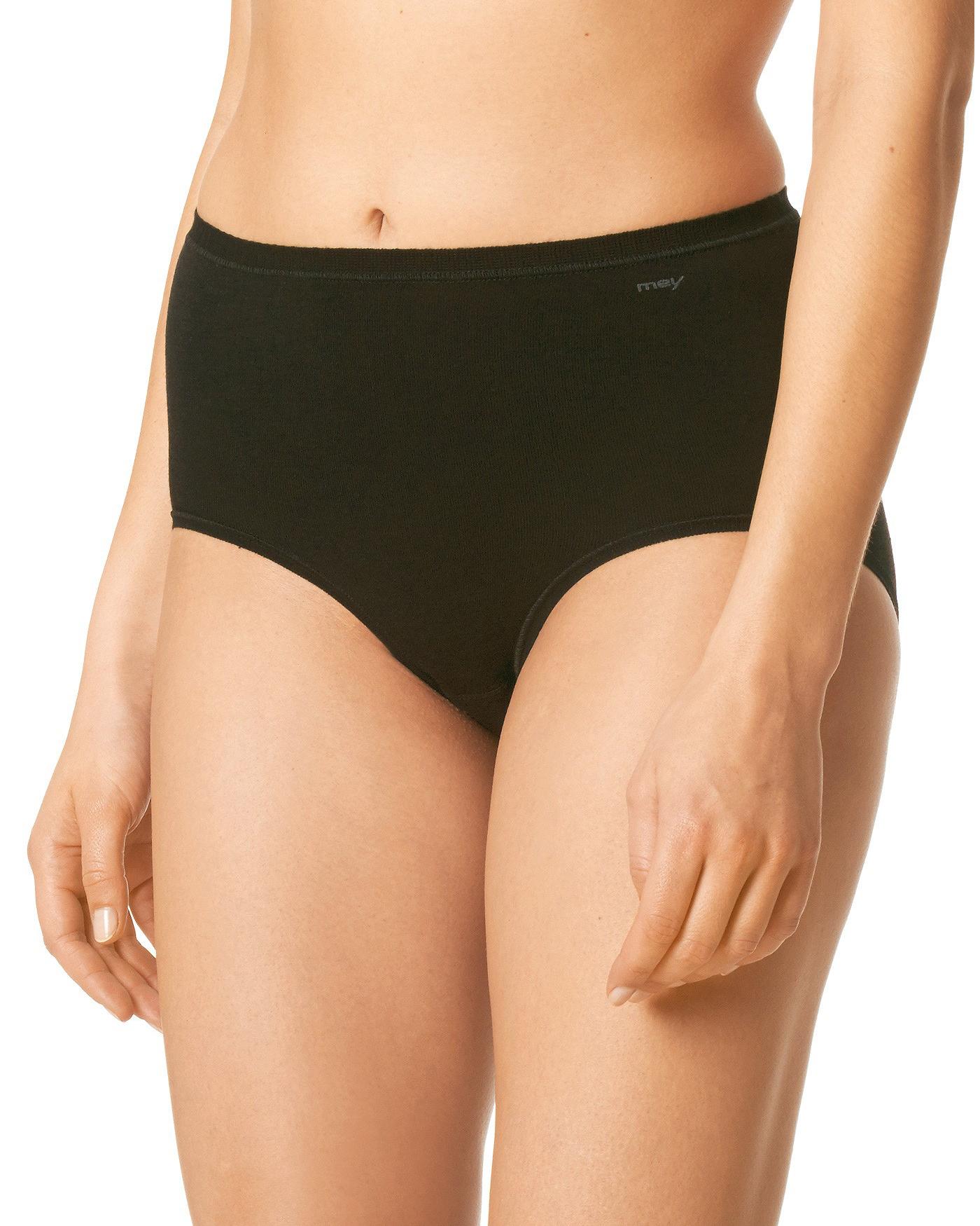 Mey Only Lycra Hight Waist Pants (Black) L-14 фото