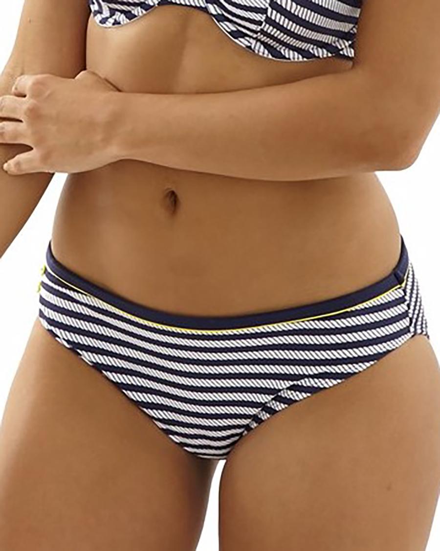 Плавки Panache Lucille Classic Pants (Navy/white) S-10 фото